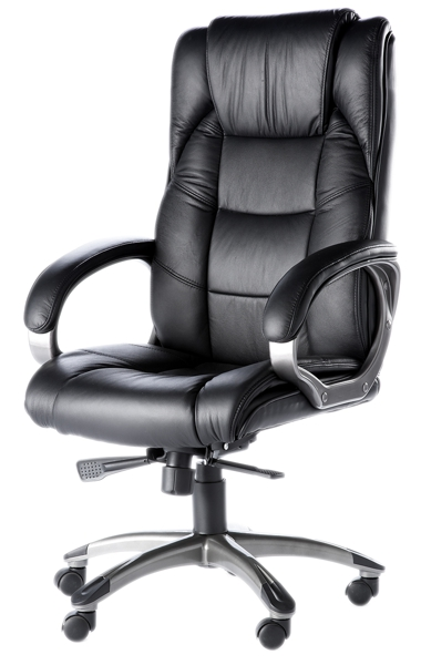 Norway High Back Soft Feel Leather Executive Office