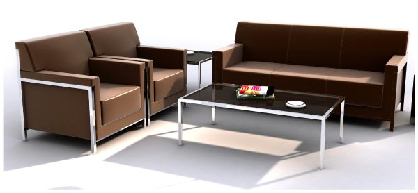 Office Combination Lounge Sofa DBK Furniture - Sofa for office