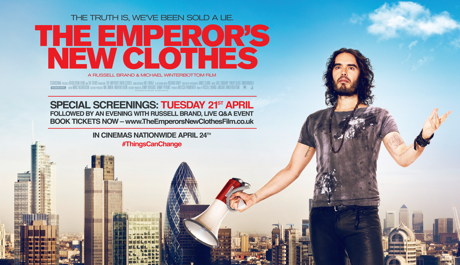 The Emperors New Clothes Joel Cadbury Music Emperor Crop