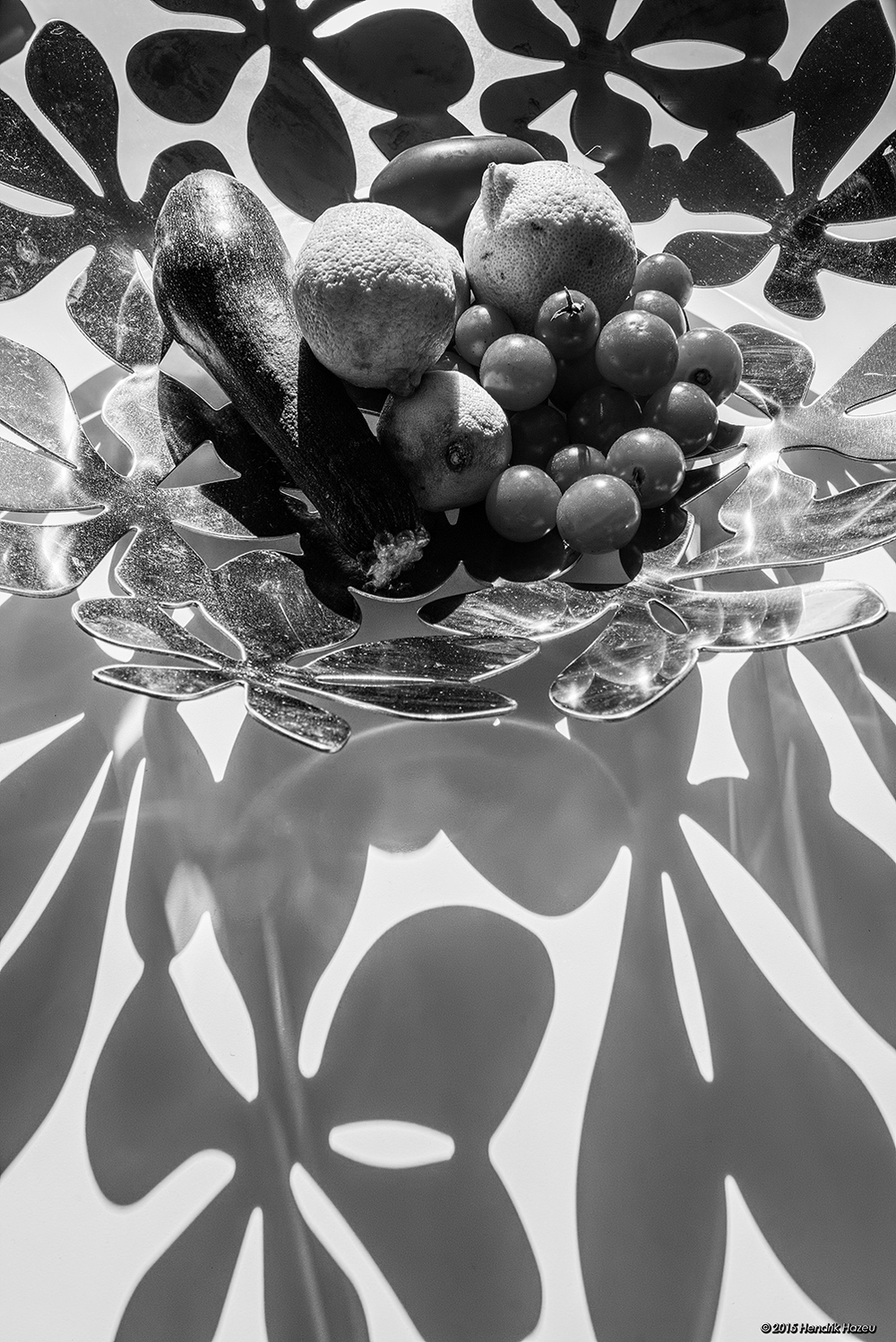 Fruit Bowl Shadows