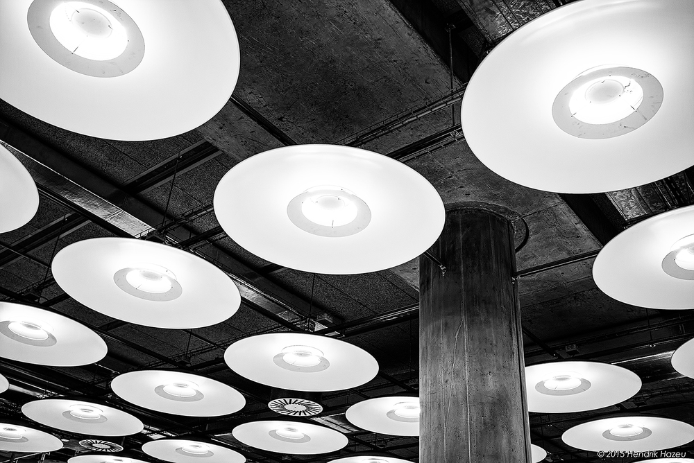 Ceiling Circle Lights