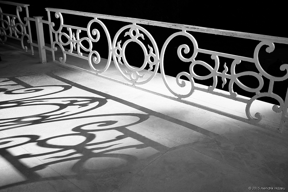 Last Terrace Shadows