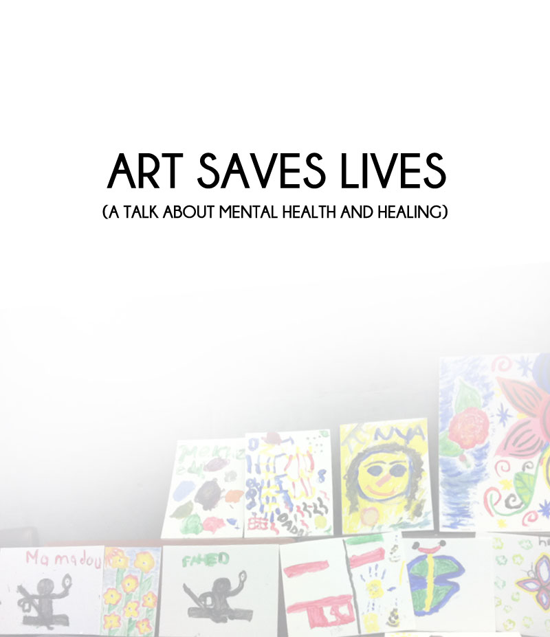living with mental health issues dream love grow art therapy ottawa