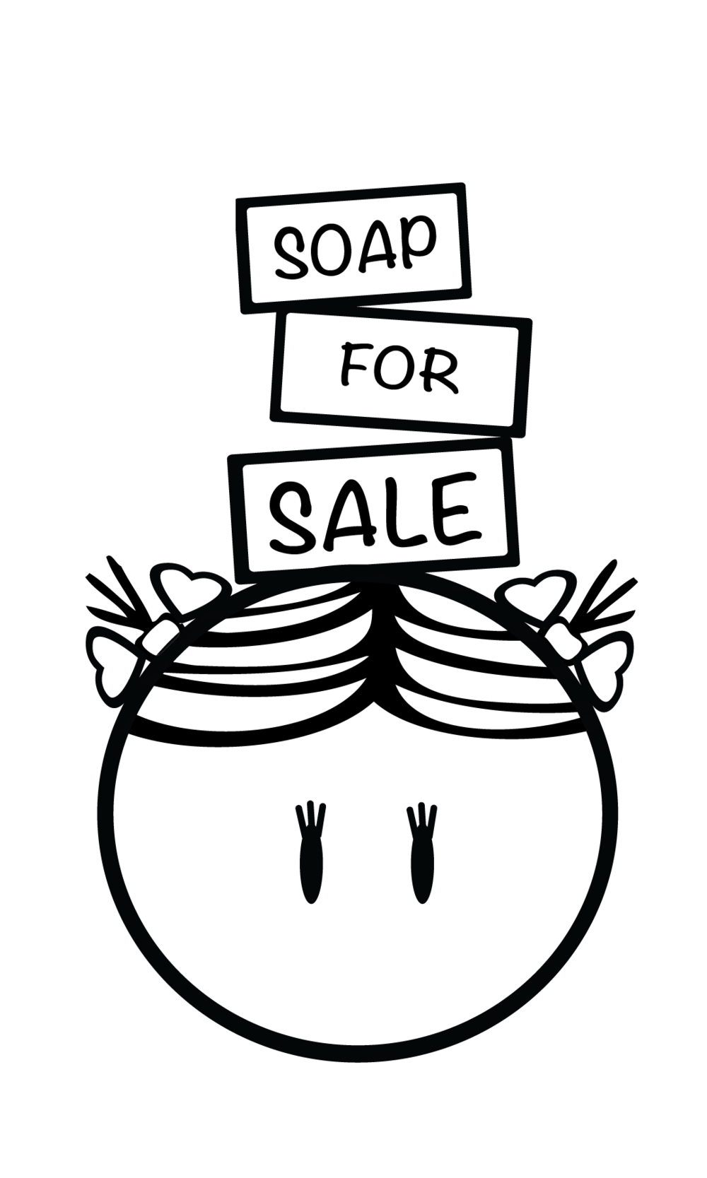 soap for sale, custom logo