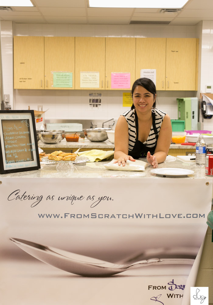 family industries from scratch with love catering ottawa