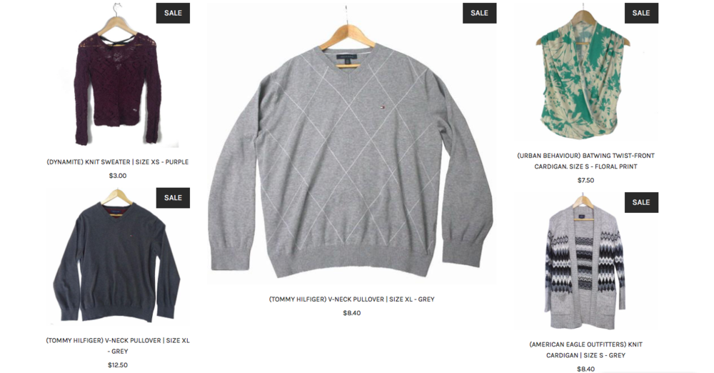 consign online environmental conscious shopping ottawa