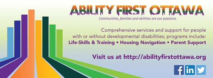 ability first ottawa services for people living with disabilities