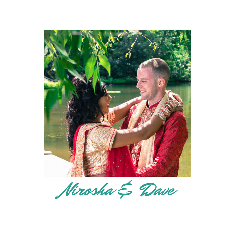 nirosha and dave indian southeast asian wedding