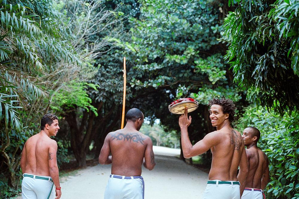 Capoeiristi, Sao Paulo, Brazil