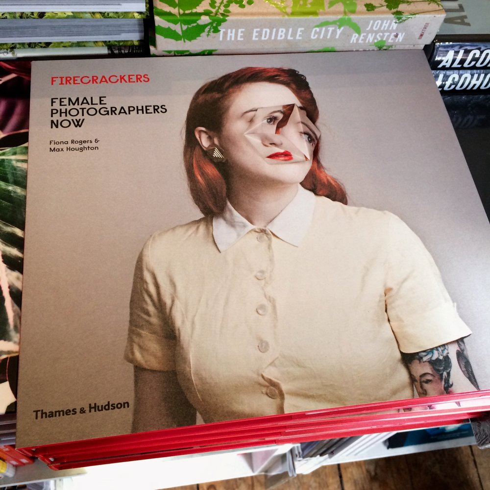 Firecrackers: Female Photographers Now . Cover image by  Alma Haser