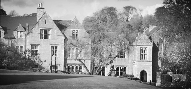King's School in Bruton