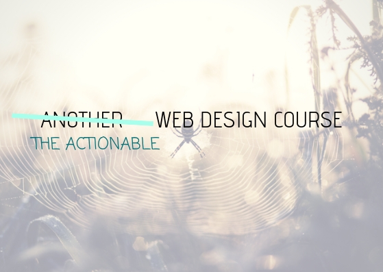 - The 2 hour drag and drop web design course will help you to get to grips with the basics of how to build your own website!