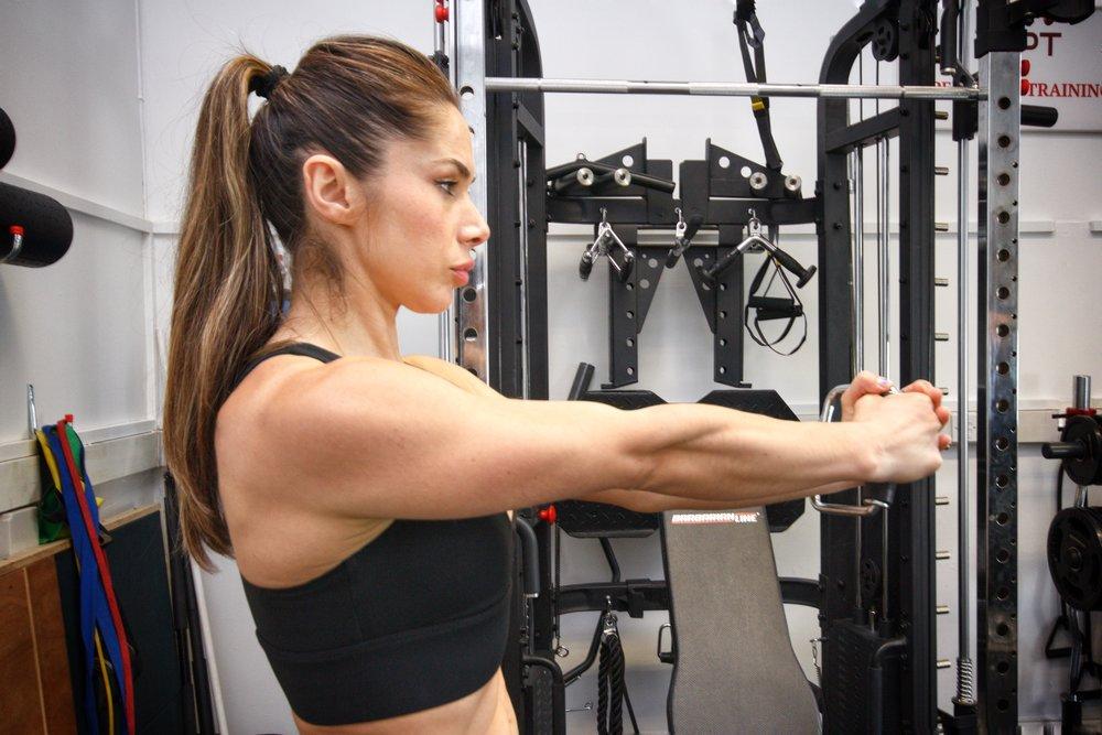 Weight Lifting Training