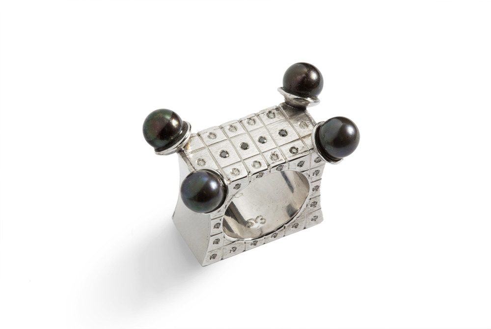 Ring 4PEARLS