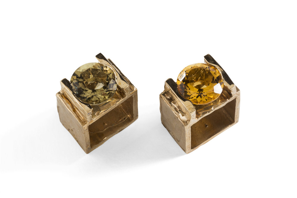Ring BIG SQUARE in bronze with quartz .jpg