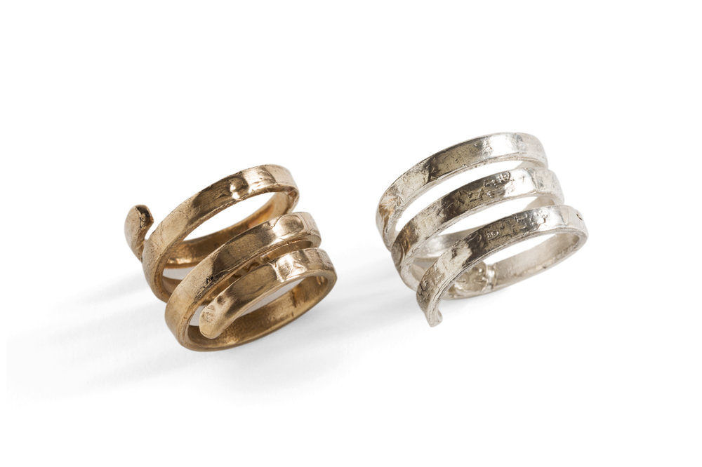 Ring SNAKE in bronze or silver.jpg