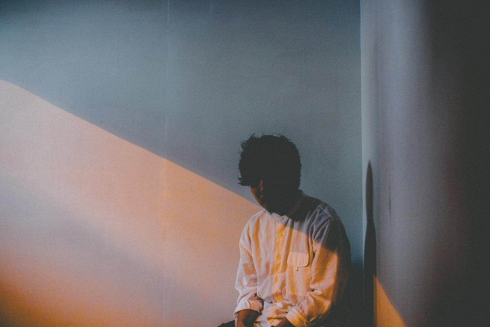 アーティスト写真の撮影