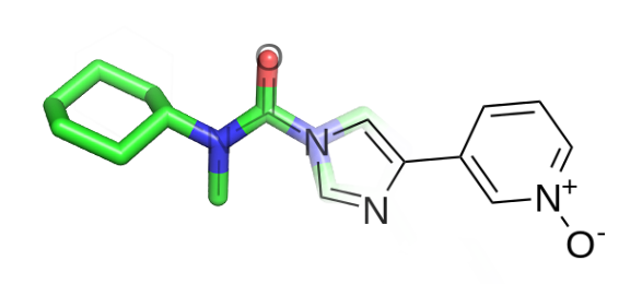 Figure 1 Structure of BIA 10-2474