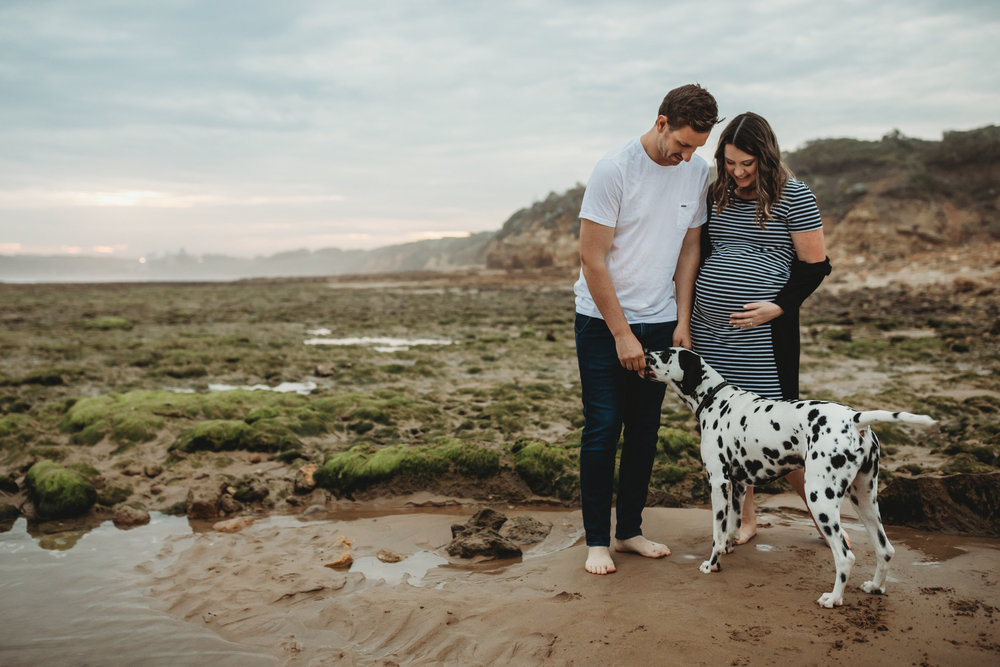 torquay and geelong baby photography