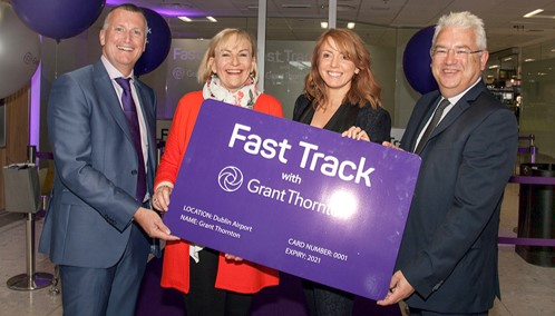 Grant Thornton partners with Dublin Airport Fast Track service