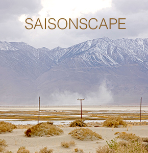 SAISONSCAPE   Taking place in Spring, the second edition of Saisonscape – Landscape, will reflect on sound born out of, or inspired by, the land, and will be headlined by Richard Skelton performing a suite of new compositions for the series.   Find out more...