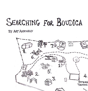 SEARCHING FOR BOUDICA Audio Tour 2012 Latitude Festival Listen here...