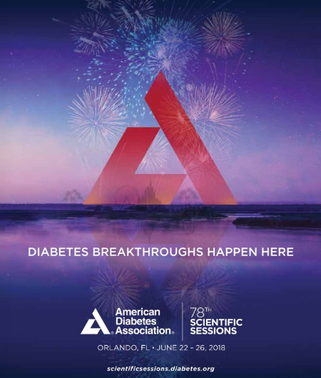 The American Diabetes Association's 78th Scientific Sessions, the largest  annual American diabetes research conference of the year, was held June 22-26  in ...