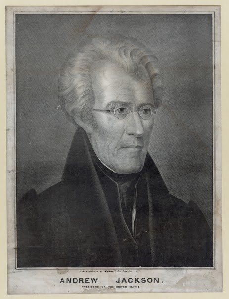 Andrew Jackson, President of the United States (1829-1837)