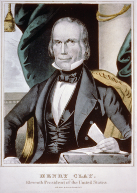 Henry Clay, U.S. Secretary of State (1825-1829)