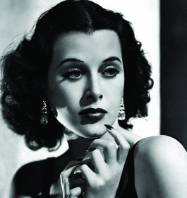 Austrian Actress Hedy Lamarr