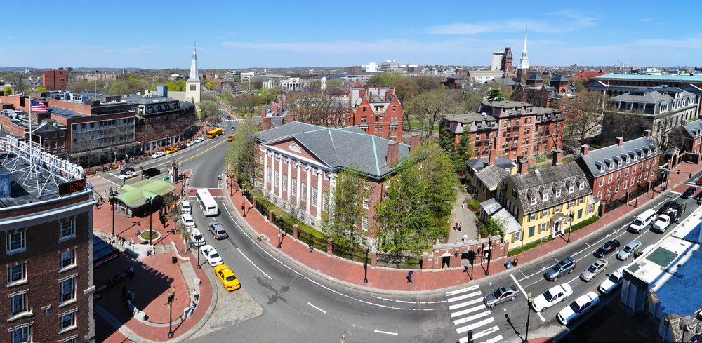 Harvard University. Photo: Wikipedia/ Chensiyuan