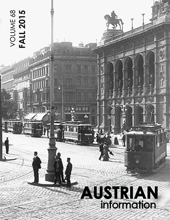 Focus: 150 Years of Ringstrasse