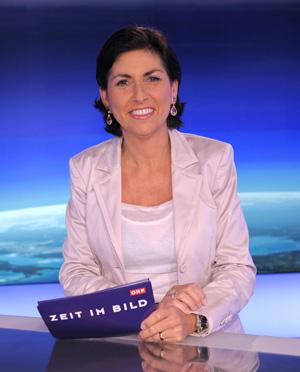 Spera hosting Zeit im Bild. Photo: ORF