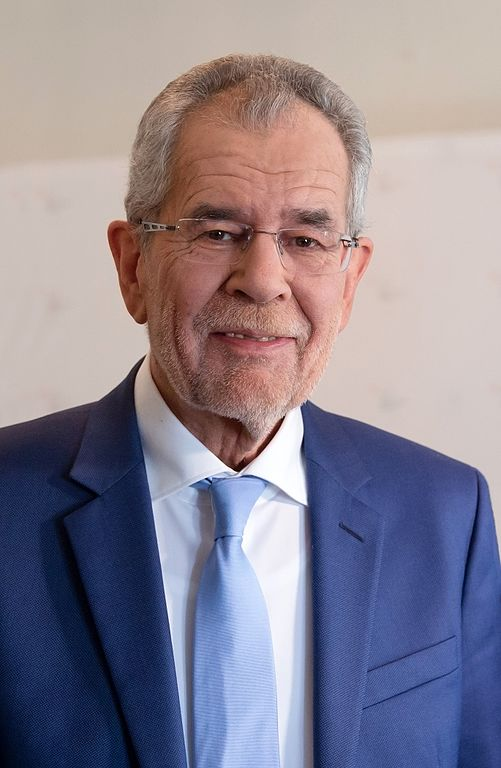 Alexander Van der Bellen in 2016, Photo: Manfred Werner – Tsui