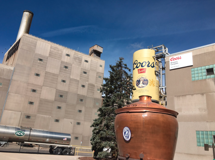 Tour of Coors Brewery
