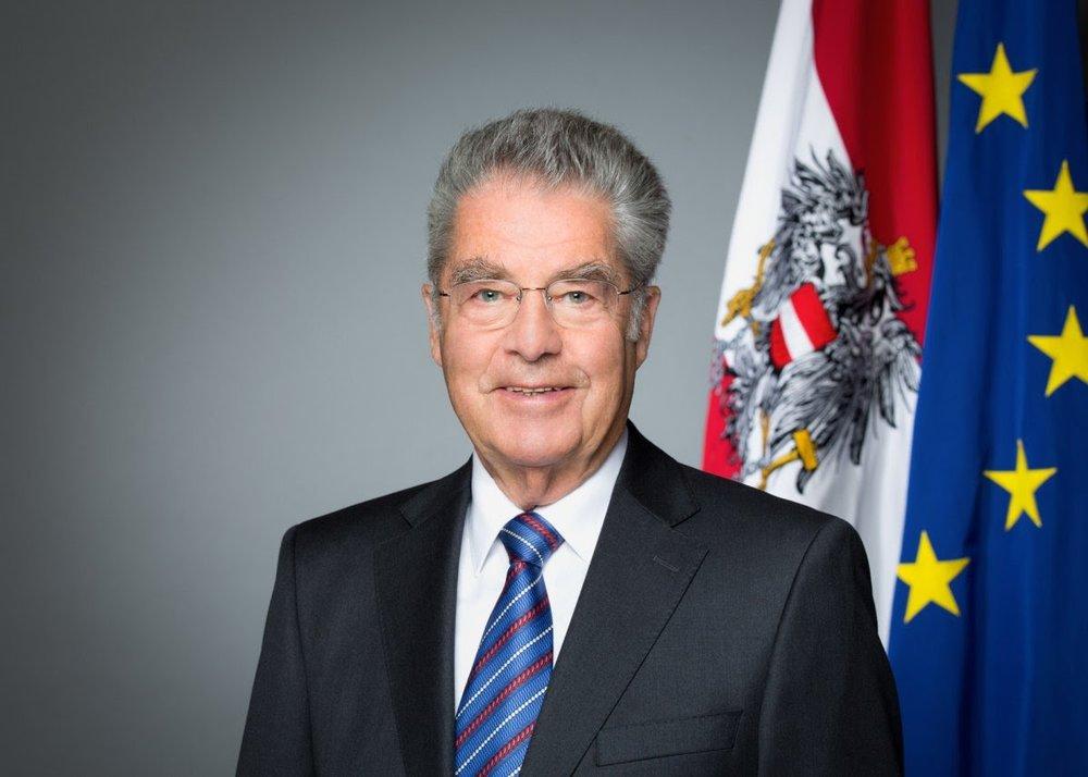 Dr. Heinz Fischer. Photo: Österreichische Präsidentschaftskanzlei/ Photo Simonis