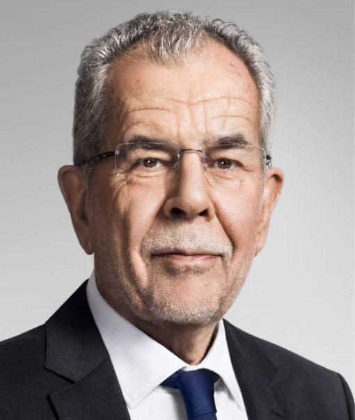 Austrian President Alexander Van der Bellen, Photo: Jork Weismann
