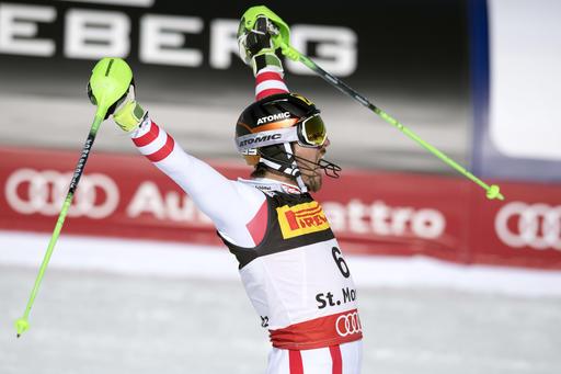 Victory in Aspen. - Sedlmayr wins.