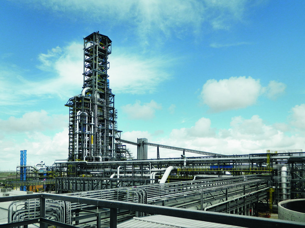 Direct Reduction Plant Texas Copyright: voestalpine AG, Source: voestalpine.com