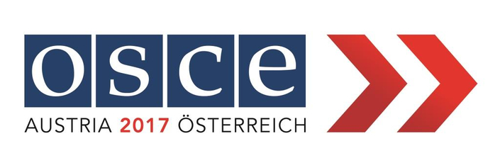 Logo OSCE Austrian Chairmanship 2017, Picture: Jürgen Gabriel