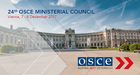 OSCE Ministerial Council in Vienna, Picture Jürgen Gabriel