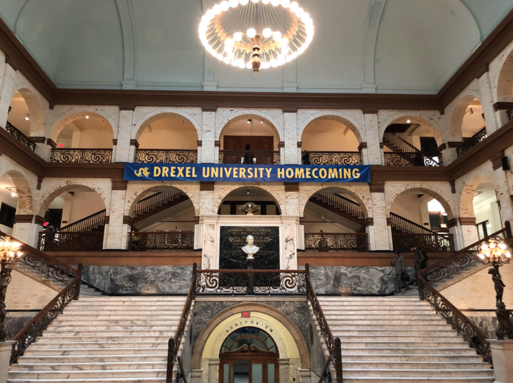 At Drexel University in Philadelphia, PA