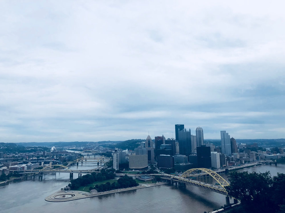 The City of Pittsburgh, host of the 2018 Annual Meeting of the GSA.