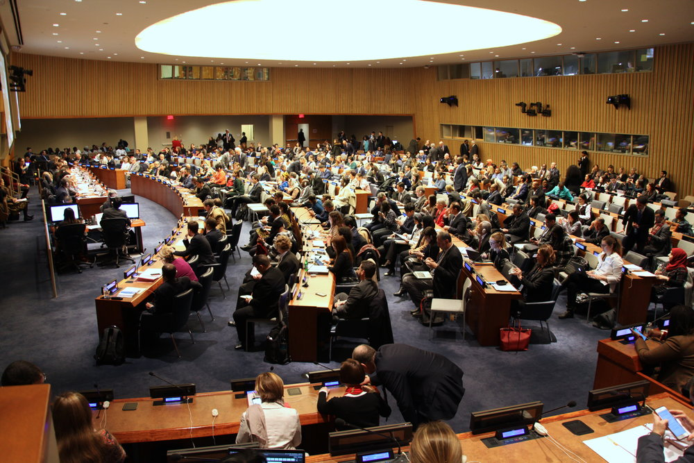 (c) United Nations DESA - Inclusive Social Development