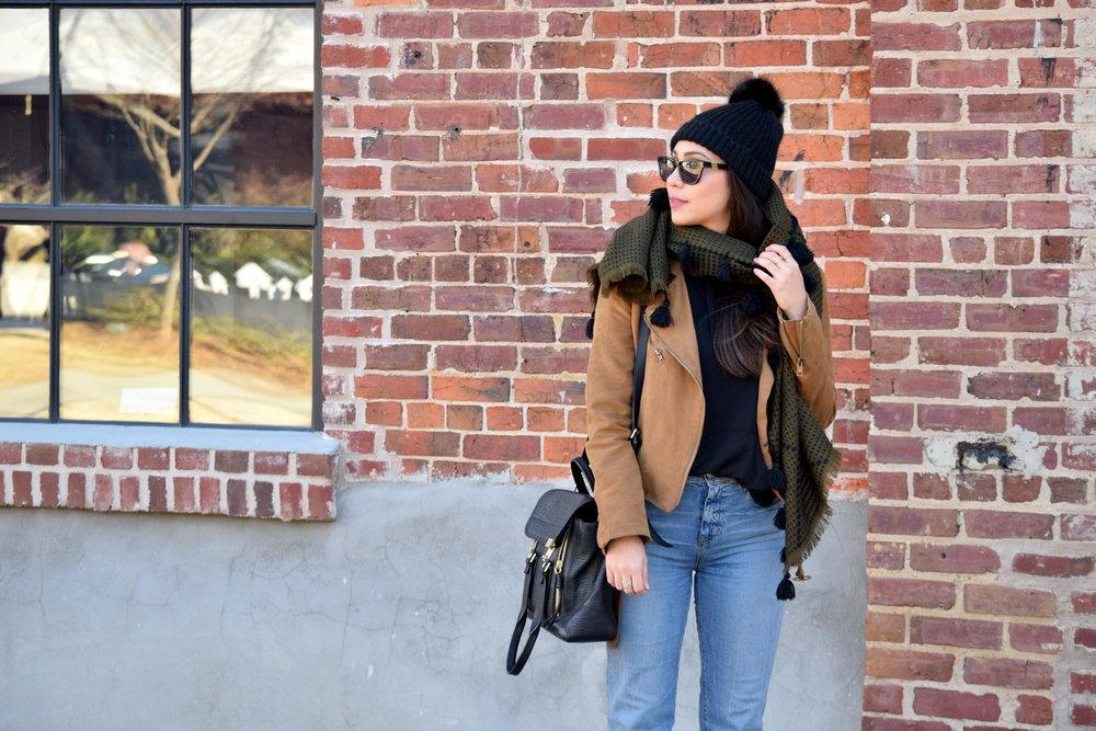 Pom Pom Hat — Mel in Chanel 63fa07aff7b