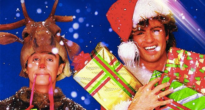 everything wrong with wham last christmas music video sins - Last Christmas Wham