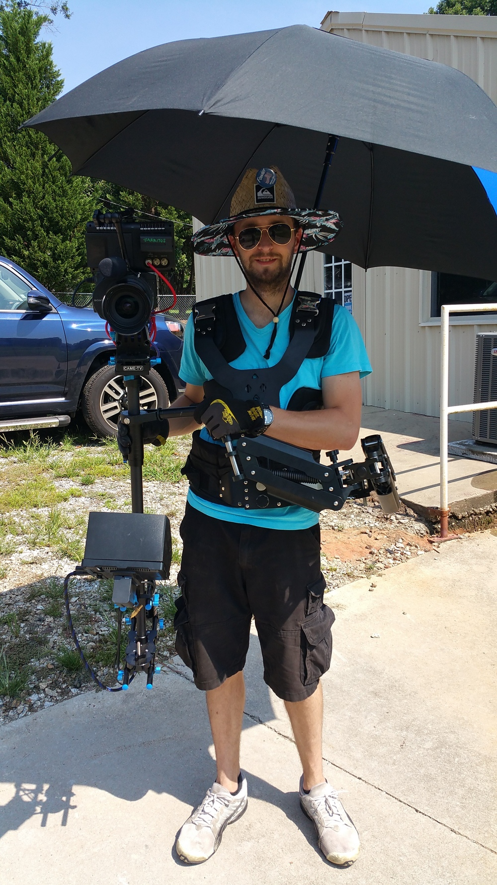 Jason Elliott Steadicam