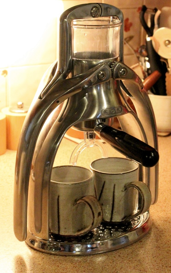 Rok Coffee Maker Nz : ROK Espresso Maker Review - Slinky Studio
