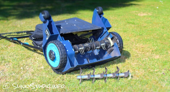 Einhell BG-SA 1231 Electric Scarifier:Aerator Attachments.jpg