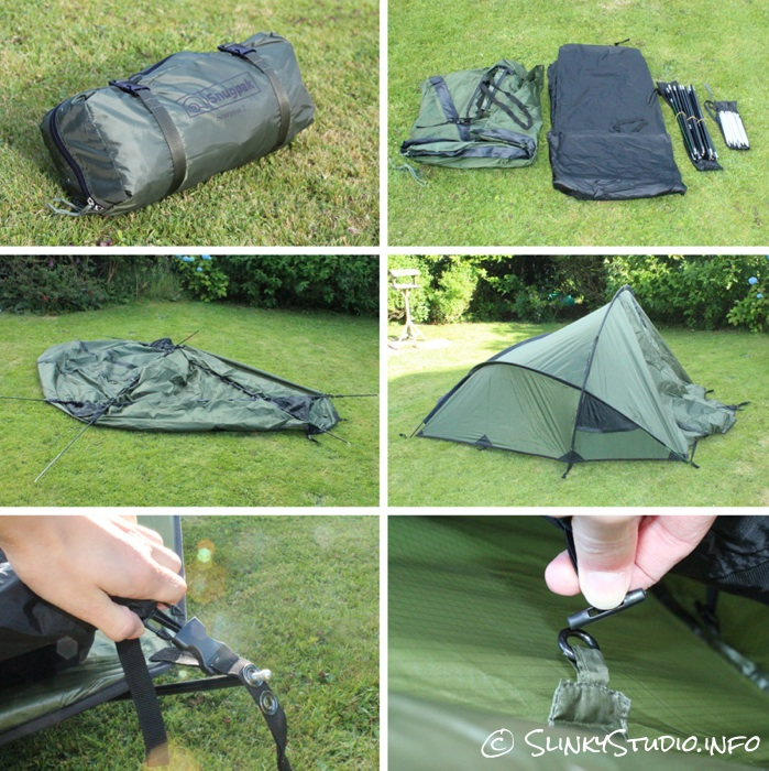 Snugpak Scorpion 2 Tent Pitching.jpg & Snugpak Scorpion 2 Tent Review - Slinky Studio